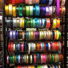 Pantone de cintas.