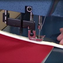 Learning to Sew Part 6: How to Add Piping - Welcome to the Learning to #Sew Series! We invite you to sew through this 7-part #video series with us and learn some #basic sewing techniques. Made with the #beginner in mind, these videos will walk you through all the fundamentals from how to set up your #machine to #sewing basic stitches. At the end, we'll put all the skills together and sew a #pillow with a #zipper!
