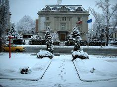 Polish Embassy, Washington DC