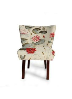 Floating Lily Goss Chair R3300.00  #interior #design #SouthAfrica