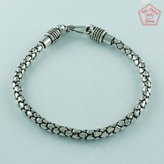 BEAUTIFUL DESIGN 925 STERLING SILVER BRACELET'S BR3369 #SilvexImagesIndiaPvtLtd…
