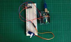 Arduino Tutorial Kapitel 16: Der Servo - Werde zum Maker mit MyMakerStuff