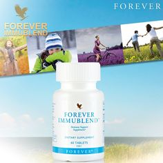 Forever ImmuBlend is designed to support immune system function by addressing all aspects of the immune system from its first line of defense to its last Clean9, Forever Living Business, Word Of Mouth Marketing, Natural Aloe Vera, Immune System Boosters, Forever Aloe, Forever Living Products, Wellness Fitness, Health And Wellbeing