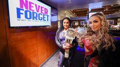 WWE Photo Tamina Snuka, Nia Jax, Wwe Photos, Never Forget, Flat Screen, Champion, Queen, Celebrities, Beauty