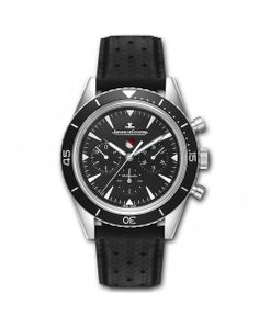 Jaeger LeCoultre Watch Deep Sea Chronograph Watch available to buy online from with free UK delivery. Sport Watches, Cool Watches, Watches For Men, Wrist Watches, Men's Watches, Jeager Le Coultre, Jaeger Lecoultre Watches, Silver Engagement Rings, Cheap Jewelry
