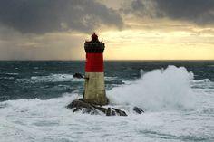 Le phare des Pierres Noires du Conquet