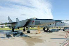 MiG-25R Foxbat B - Mach 3.2