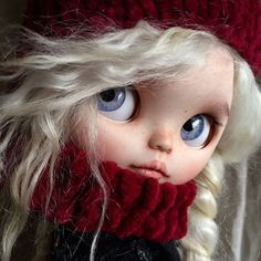 Ooak Dolls, Blythe Dolls, Art Dolls, Pretty Dolls, Beautiful Dolls, Cute Baby Dolls, Collector Dolls, Custom Dolls, Anime Art Girl
