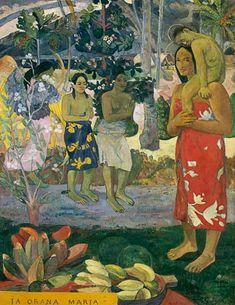 La Orana Maria.1891.