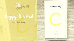 Verdauung in Schwung bringen | PACK cleansing Cleanse, Company Logo, Logos, Happy, Healthy Life, Health, Ser Feliz, Happiness, Logo