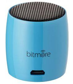 Mikro głośnik bluetooth   zestaw głośnomówiący