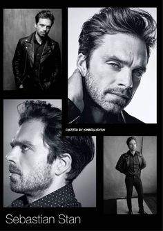 Sebastian ✪ Stan Collages Created by Kimberlydyan