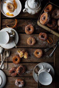 Anise Doughnuts {Rosquillas de Anís} : lostragaldabas