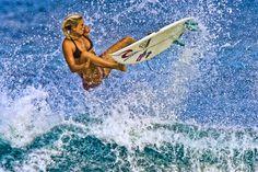 Soul Surfer / Bethany Hamilton by Warren Ishii, via 500px