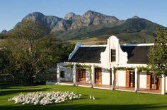 """Inspiriert von den """"mystischen Gärten Babylons"""" erhielt das luxuriös ausgestattete Farmhotel seinen Namen: Babylonstoren.  http://www.ewtc.de/Suedafrika/Winelands/Hotel/Babylonstoren.html#"""