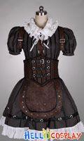 Alice Madness Returns Cosplay Alice Cosplay Dress