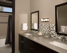 Bathroom Backsplash Design,