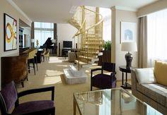 Cuando te hospedas con nosotros queremos que te sientas como en casa. Warsaw Marriott Hotel en Polonia #ViajeGenial