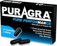 POTENCIADOR PURAGRA DE 10 UNIDADES - Pura Loucura Sex Shop PURAGRA ™ é um complemento alimentar feito á base de ervas naturais, clinicamente testado, que melhora o desempenho sexual masculino. PURAGRA ™ contem uma combinação