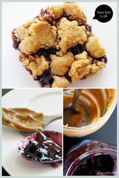 PB&J Bars - I have been making these for years. They are the BEST picnic cookie ever!