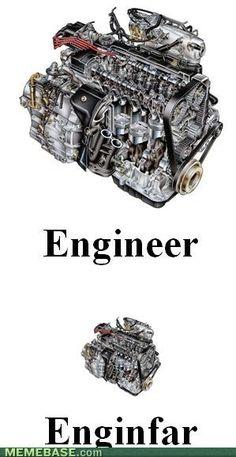 Engineer and enginefar