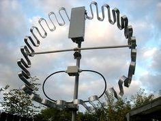 Magloop, single magnetic loop, fractal shape magnetic loop antenna magnetic loop, RigExpert, Rig Expert, MixW