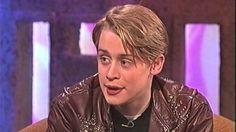 "Macaulay Culkin on ""So Graham Norton"" (2000)"