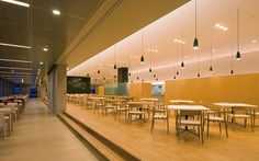 2F 食堂