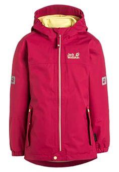 ICELAND 3-IN-1  - Kuoritakki - azalea red Back To School, Hooded Jacket, Rain Jacket, Lego, Windbreaker, Athletic, Unisex, Pink, Model