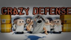 Crazy Defense 3D is a mostly working experimental tower defense game that tries to deliver some fresh experience – and it does! I don't say that everyone will like it – especially because of how unusual it really is – but it's absolutely free anyway so I suggest you try it and see for yourself.