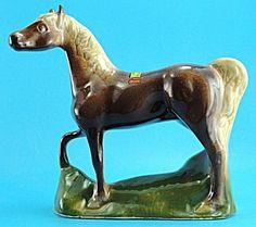 1940s Walker Pottery Of California Horse