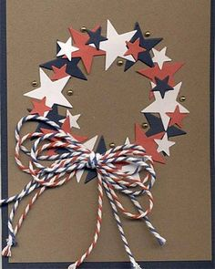 Patriotic Card idea