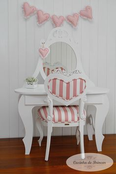 Home & Decor Girls Bedroom, Bedroom Decor, Kawaii Room, Princess Room, Kids Decor, Home Decor, Little Girl Rooms, Shabby Chic Decor, Kids Furniture