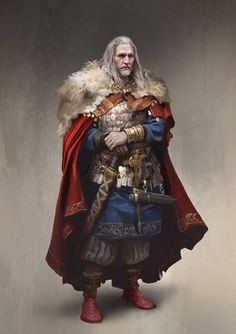 Viking themed characters for an Rpg Book Fantasy Character Design, Character Concept, Character Art, Concept Art, Character Profile, Fantasy Male, Fantasy Armor, Medieval Fantasy, Inspiration Drawing