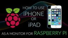 Picture of How to Use IOS Devices As a Monitor of Raspberry Pi