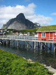 Lofoten in Norway Lofoten, Holidays In Norway, Norway Viking, Beautiful Norway, Picture Places, Visit Norway, Denmark, Beautiful Places, National Parks