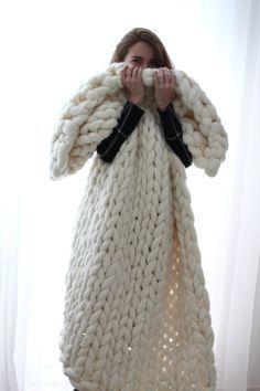 Klobige Decke durch warme und Ausschreibungen. 100 % von WarmTender