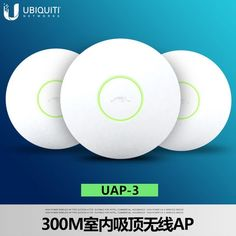 257.21$  Buy now - http://alirew.shopchina.info/1/go.php?t=32745359275 - Ubiquiti Networks UniFi AP Enterprise WiFi System UAP-3 (Pack of 3) Access Point wi-fi  #buyininternet