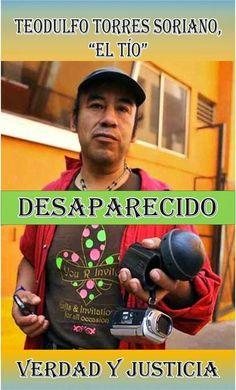 Los invitamos al próximo mitin a los 2 años de la desaparición de nuestro compañero Teodulfo Torres, el TÍO