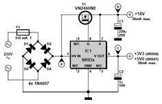 Joule thief inverter 1.5v to 220v AC light skema circuit