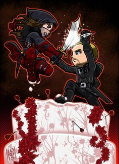 """I Do...NOT!!"" #Arrow"