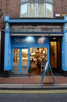 Murphy's Ice Cream, Dublin They have the best ice cream in the world! The staff are super friendly and has great atmosphere! Went almost every night I was in Dublin!