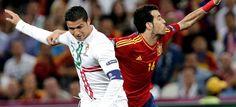 España derrota a Portugal y pasa a la final de la Eurocopa 2012