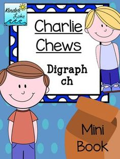 This original story from Kinder Lake features the digraph ch. Students will practice the ch digraph on each page of the story. Have students underline or box the ch digraph within the different words. Not all the digraph ch words are decodable. Students will be able to use picture clues to help decode the words.