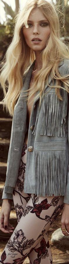 ╰☆╮Boho chic bohemian boho style hippy hippie chic bohème vibe gypsy fashion indie folk the . Bohemian Chic Fashion, Indie Fashion, Unique Fashion, Boho Chic, Bohemian Fashion, Street Fashion, Luxury Fashion, Gypsy Style, Boho Gypsy