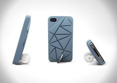 Take A Coin Make It An iPhone Stand With The Coin 4 Case