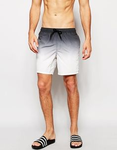 Hugo Boss Mens Snapper Swim Shorts White Mens Casual Shorts Shop Mens Shorts COLOUR-white