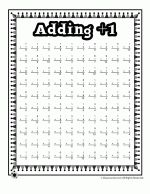 Addition Practice Worksheets, good for practicing timed tests over the summer