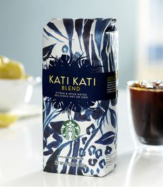 "When Starbucks launched their new Kati Kati blend on June 25th, I was so  excited to write about it.  I am an absolute hawk when it comes to prints  so when i clapped eyes on the Starbucks 'Kati Kati' blend packaging, my  heart made a little leap!  Yeah for fashion forward packaging!  Here is  some back story to the Kati Kati blend.   The word Kati Kati comes from Swahili, which  means ""between."" This East  African coffee is a blend between 'Citrus and Spicy'. The natural citrus  flavour…"