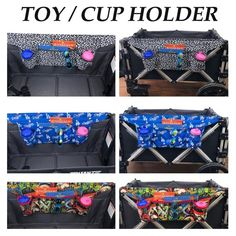 Stroller Cup Holder, Santa Fe Springs, Come Undone, Stroller Blanket, Pattern Mixing, Cool Patterns, Your Design, Car Seats, Lunch Box
